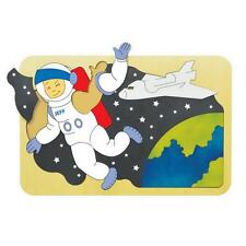 NEW Artiwood andZee Naturals Wooden Puzzle - Space Astronaut