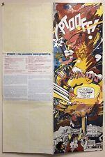 The Deviants Ptooff Lp U.K. Underground Impresarios Label 1968 VG+++ 1st Press