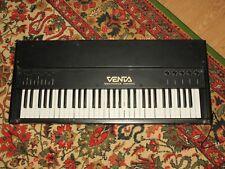 Electronics EM-15  70's vintage stereo Synth keyboard USSR Soviet
