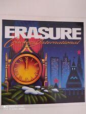 """Erasure Stop1988 7"""" Singles E MUTE 93"""