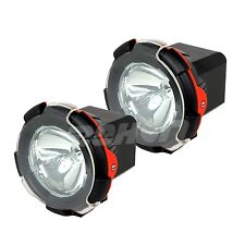 2pcs 9inch 35w Xenon HID Work Light Offroad Truck ATV UTV Driving spot flood 24v