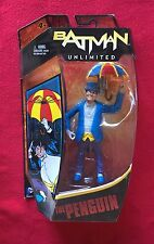 THE PENGUIN BATMAN UNLIMITED SERIES 1 DC UNIVERSE NEW 52