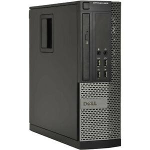 Dell Optiplex 9010 SFF | Intel Core i3 | 1TB Hard Drive | 4GB RAM | #3