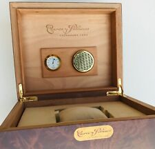 HUMIDOR box scatola CUERVO Y SOBRINOS - full original Limited Edition