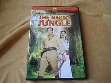 The Naked Jungle (1954) [1 Disc DVD]