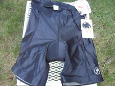 SPORTS AUTHORITY AIRSTRIPE PADDED SPANDEX BIKE BICYCLE PANTS XL