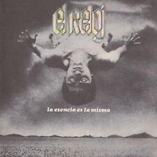 """El Reloj:  """"La Esencia Es La Misma""""  (CD Reissue)"""