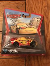Mattel Disney Pixar Cars 2 MIGUEL CAMINO #23 Car 1:55 Scale