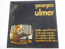 GEORGES ULMER - JEAN CLAUDRIC / JEAN MUSY - CONCERT HALL LP