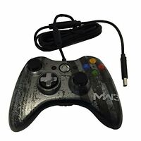 Call Of Duty: Modern Warfare 3 Wired Controller OEM For Xbox 360 Limited Mint 8D