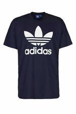 Adidas Men's Short-Sleeve Trefoil Logo Graphic T-Shirt Mens Active Wear Sport
