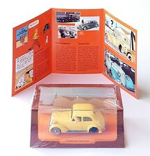 VOITURE CAR TINTIN SERIE 2 ATLAS N°10 VOITURE ACCIDENTEE LE CRABE EMBALLEE