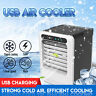 Portable Air Conditioner USB Mini Cooler Fan 3-in-1 Personal Home Office