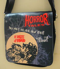 Goth Horror Punk Cine B señoras pequeño bolso de hombro-Hombre Lobo