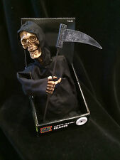 "NEW GRIM REAPER HALLOWEEN TABLE TOPPER 5"" x 3""x 7"""