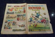 THE ROVER & WIZARD Comic - Date 11/12/1965 - UK Comic