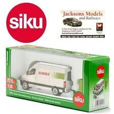Voitures, camions et fourgons miniatures SIKU 1:50