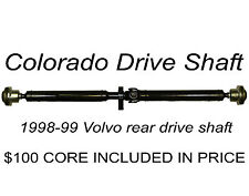Volvo V70XC or Volvo AWD rear drive shaft propshaft oem with new parts - 1998/99