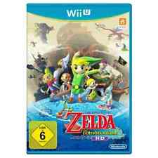Legend of Zelda the Wind Waker link misterio luchas Action Adventure multilingües