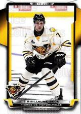 2015-16 Victoriaville Tigres #21 Guillaume Beck