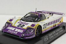 Slot It SICA07B Silk Cut Jaguar XJR9 Le Mans 1988, #22 1/32 Slot Car