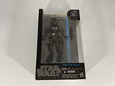 Star Wars The Black Series #05 Tie Pilot Hasbro