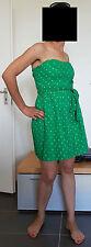 Geblümte Damenkleider im 50er-Jahre-Stil aus Baumwolle für die Freizeit