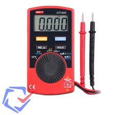 LCD Digital Multimeter Voltmeter Strom Messgerät MEßGERÄT VOLTMETER UT-120C