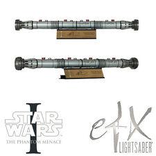 EFX star wars darth maul lightsaber 1:1 Hilt Signature Edition Master Replicas
