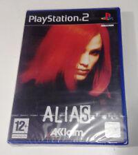 JUEGO ACCLAIM ALIAS PS2 PLAYSTATION 2 NUEVO PRECINTADO