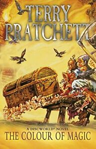 The Colour of Magic: The First  Discworld Novel: 1 by Terry Pratchett Paperback