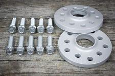Spurverbreiterung 20mm 2x10mm + Schrauben 5x112 Mercedes C-Klasse W205 S205 C205