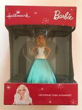 Hallmark Barbie Christmas Tree Ornaments 2016 Brand New
