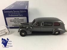 1/43 BROOKLIN CSV 26 SUPERIOR PONTIIAC AMBULANCE 1937