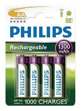 BATTERIE RICARICABILI PHILIPS (4 PZ) EV-PH015