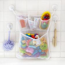 Fashion Baby Bath Bathtub Toy Mesh Net Storage Bag Organizer Holder Bathroom JH