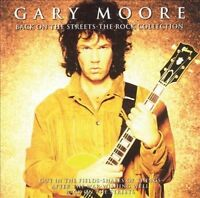 GARY MOORE Back On The Streets: The Rock Collection CD BRAND NEW