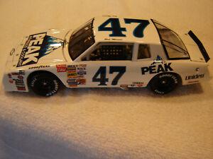 1988 Rob Moroso #47 Peak Antifreeze Chevy AEROCOUPE 1/24 Lionel Diecast NO BOX