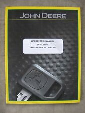 John Deere 563 Farm Loader operators Manual