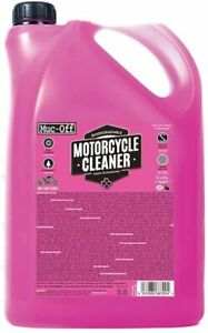 Motorbike Motorcycle Cleaner Fast Acting Suitable On All Surfaces 5 Litres