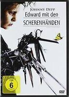 Edward mit den Scherenhänden von Tim Burton | DVD | Zustand gut