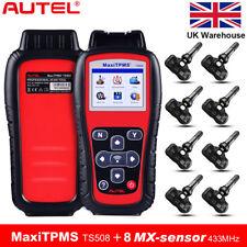 Autel Al619 Fault Code Reader Obd2 Diagnostic Scanner Tool ABS SRS Better Ml619