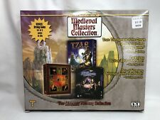 SEALED Medieval Masters Collection (PC, 2001)