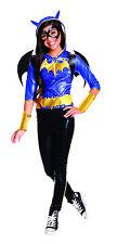 Kids Batgirl Deluxe Costume DC Superhero Girls Costume Size Small 4-6