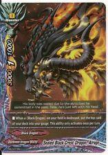 Sealed Black Crest Dragon, Alrage Special Foil Buddyfight Promo Rare HOT MINT