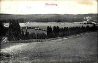 Auerbach Sachsen Vogtland 1910 Albertsberg Verlag Löffler gelaufen n. Tuttendorf