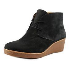 Botas de mujer plataformas de piel color principal negro