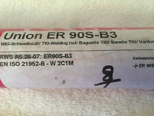 ER90S-B3 3.2mm (1/8), x 914mm (36in) x 5kg (11 # LB) TIG WIRE