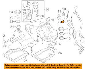 TOYOTA OEM Fuel System-Filler Pipe Holder SU00306091