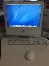 "Apple iMac PowerPC G5 All-In-One 17""  1.9Ghz 1,5 GB RAM 160GB"